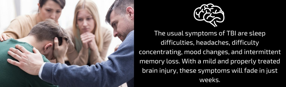 Brain Injuries Clients