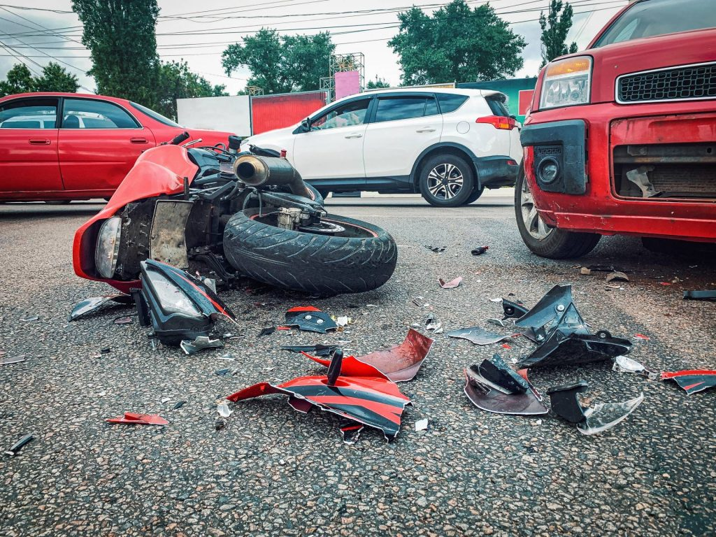 Injured in a motorcycle accident in Atlanta? contact us today!