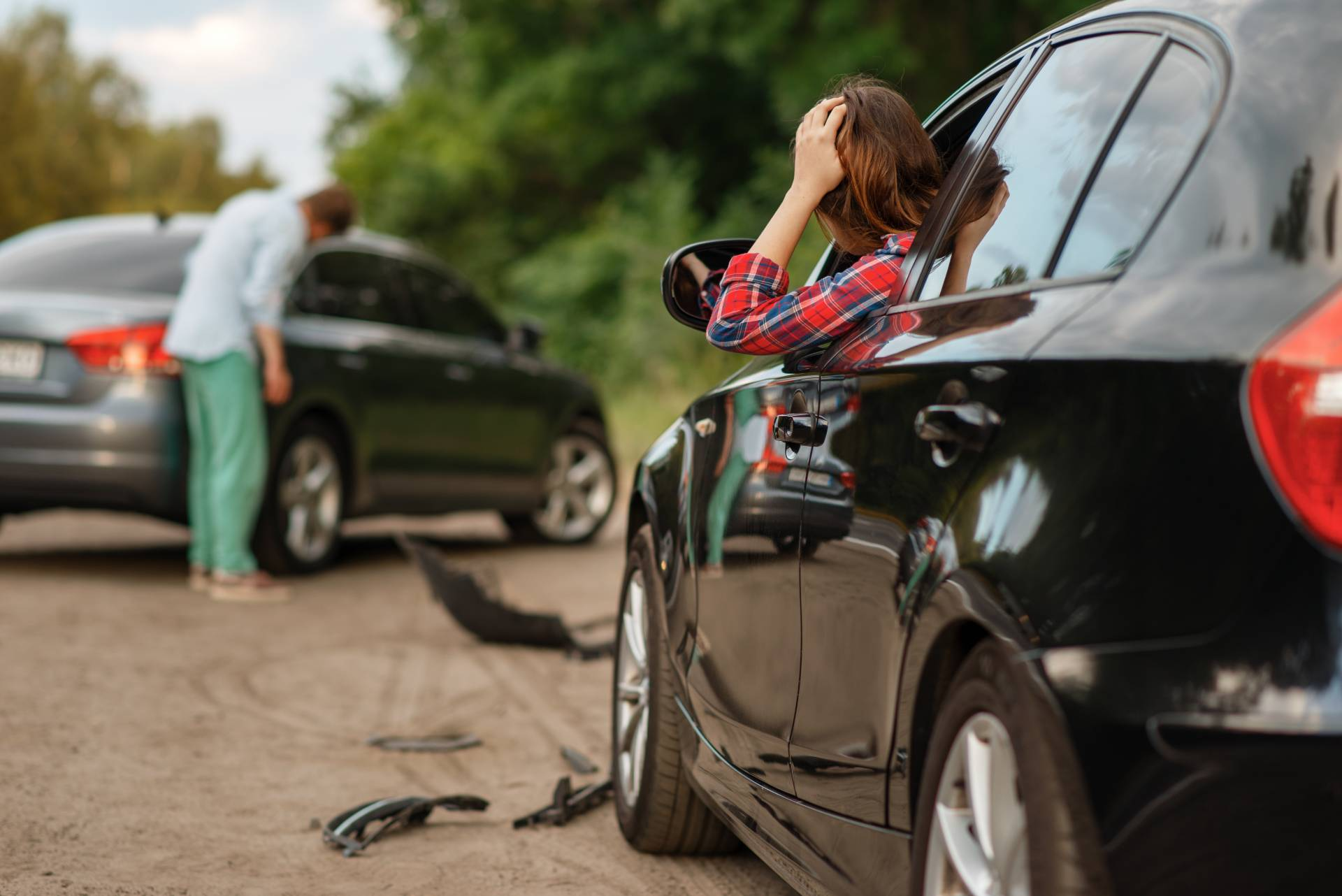 Injured in an accident. The Angell Personal Injury Lawyers in Bankhead Ga can help.