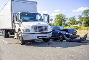 Contact the Angell Law Firm for help recovering compensation following a truck accident.