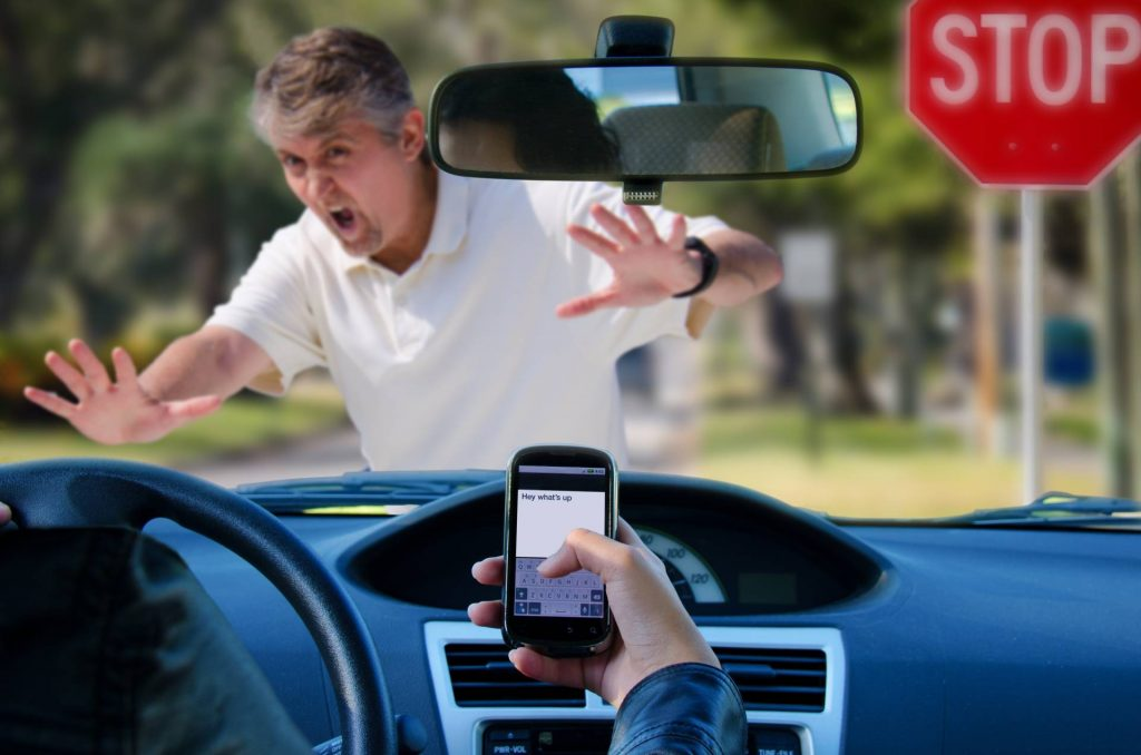 Car accidents do occur mainly due to negligence. Contact the Angell Law Firm today!